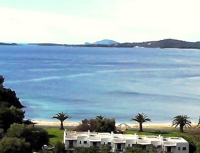 Aretes bay sea view maisonette - Toroni