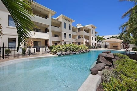 THE STRAND- Walk to the BEACH, Casino, City Centre - Townsville City