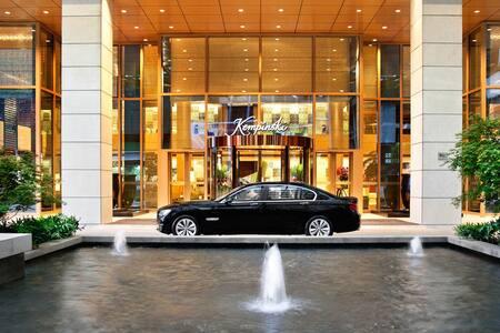 Kempinski Hotel Chongqing - Chongqing - Bed & Breakfast