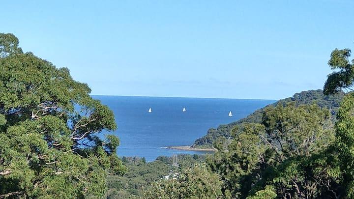 Repose 'Ocean views' Getawayz