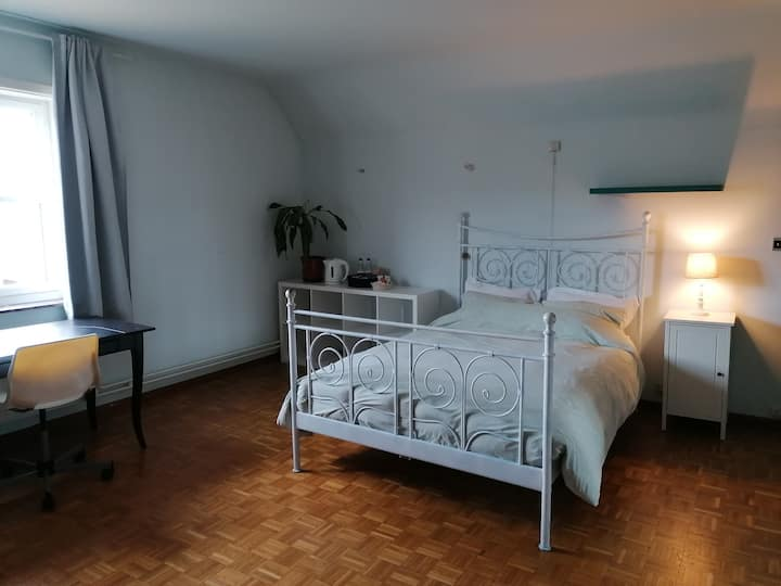 Spacious room close to city center Lier