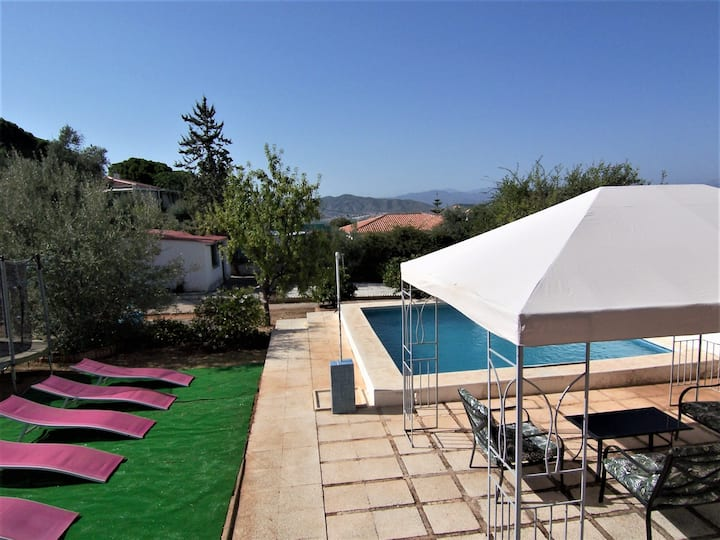 2020 PRICES REDUCED!  3 Bedroom Villa Pool/Garden