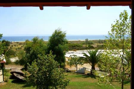 1 BD, Apartment, Sea view in Vatopedi Sithonia - Wohnung
