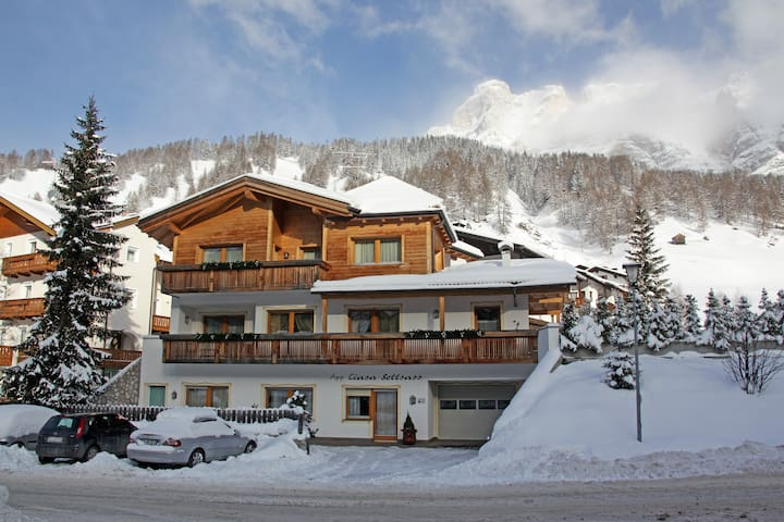Beautiful apartment in San Cassiano - Alta Badia - San Cassiano - Byt