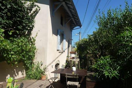 Maison de charme dans joli village près de Lyon - Saint-Germain-au-Mont-d'Or - Dom