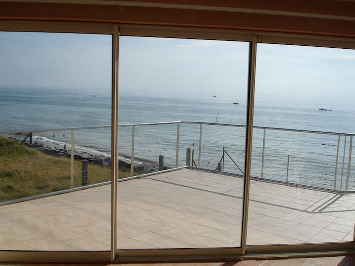 SEAFRONT MAGNIFICENT APARTMENT 85M2
