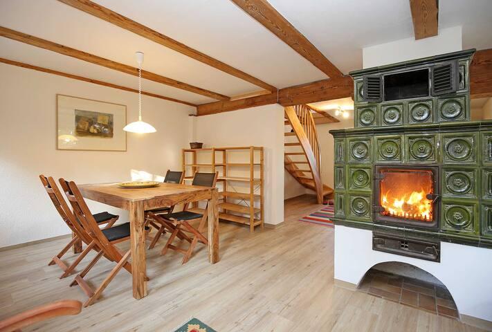 Traumhaftes Ferienhaus in Mecklenburg, Ferienhaus