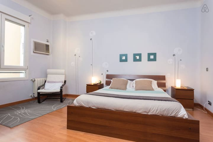CHARMING SUITE IN MADRID'S LEDGE