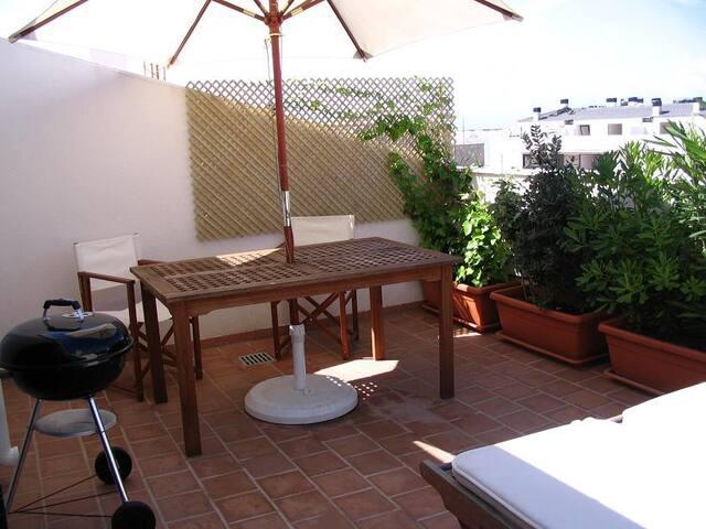 PRECIOSO ATICO-DUPLEX EN CIUTADELLA - Ciutadella de Menorca - Lägenhet