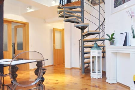 Contemporary Duplex Loft - Prag
