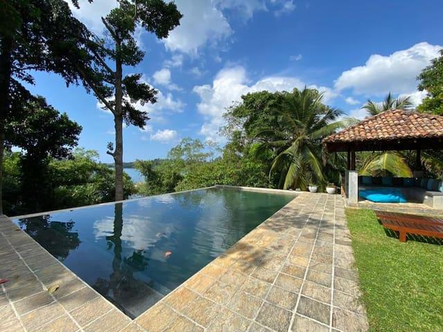 Luxury Double Room with Lake View, Koggala