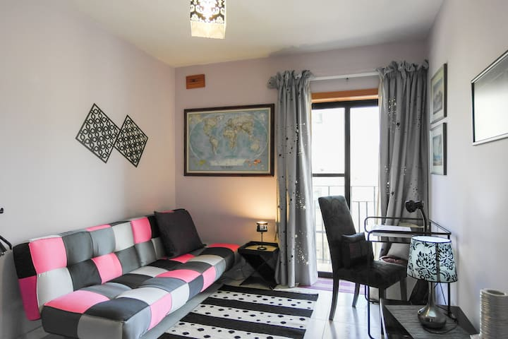 Chic/Cosy private room. - Rabat - Apartemen