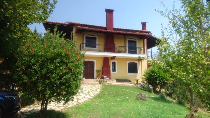 Ancient Olympia Villa