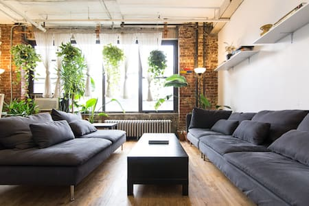 Bedford Ave Artist Loft - Brooklyn - Appartement