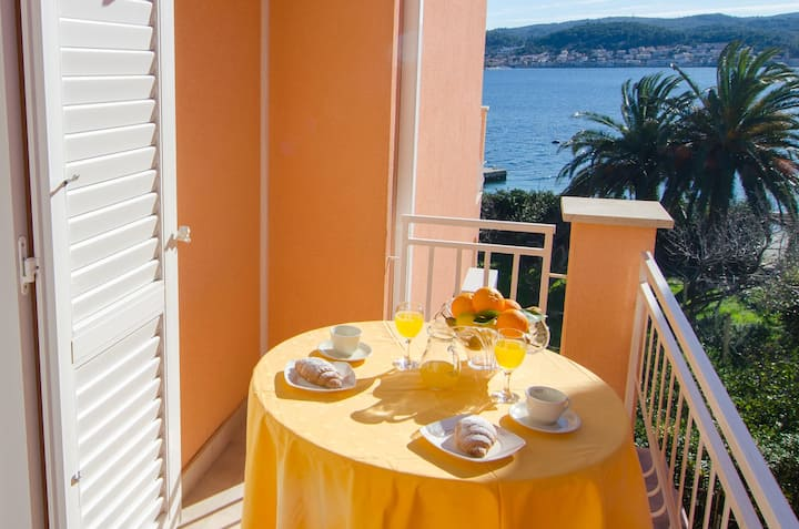Apartment Villa Vrgorac with breakfast include