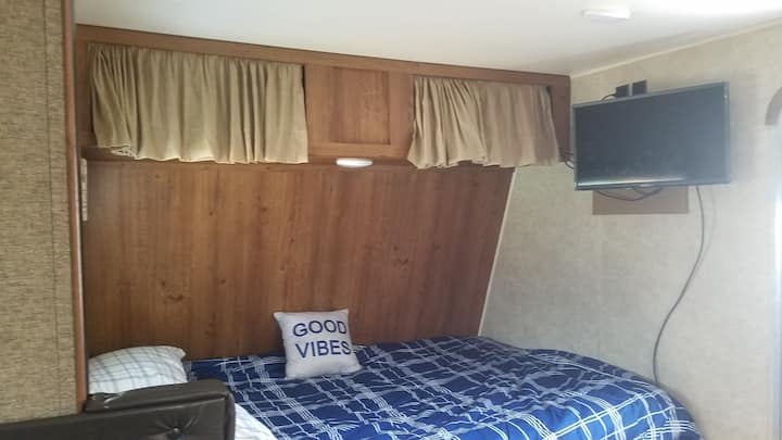 Wanderlust,  Tinyhouse on wheels,  Conquest