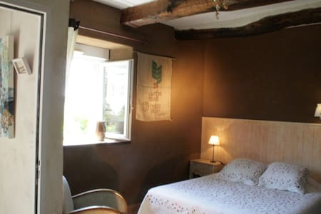 la vanille chambre d'hôte - Landévant - Oda + Kahvaltı