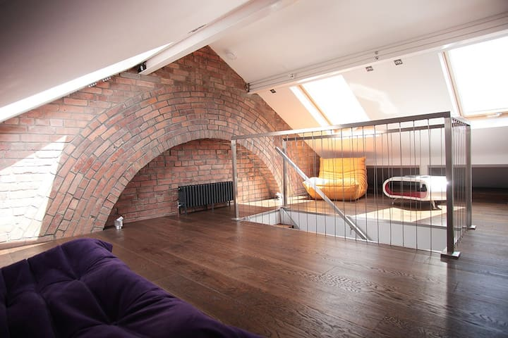 Beautifully Designed Old Town House - Swindon - Talo