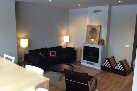 Apartamento nuevo a pie de pista - Candanchú