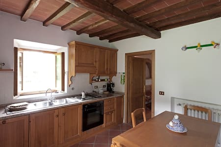 Chianti: countryhouse - colonica - Greve in Chianti - House - 1