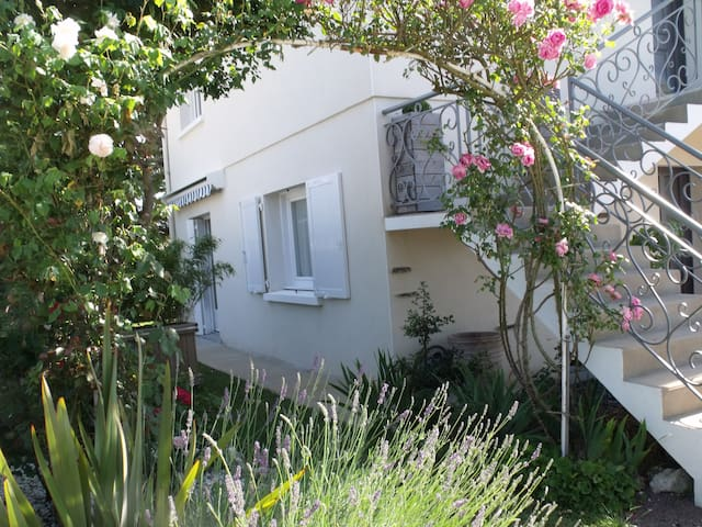 appartement agreable pour curistes ou vacanciers - Saujon - Lägenhet
