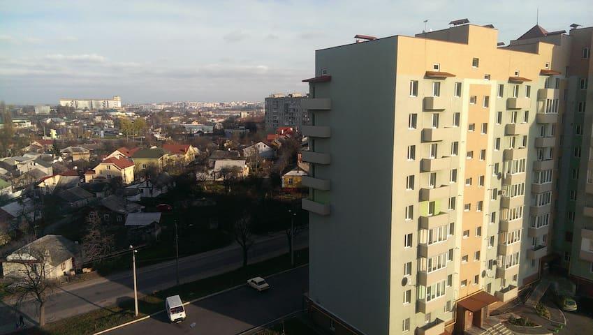 Вербовая 37 - Ровно - Apartment