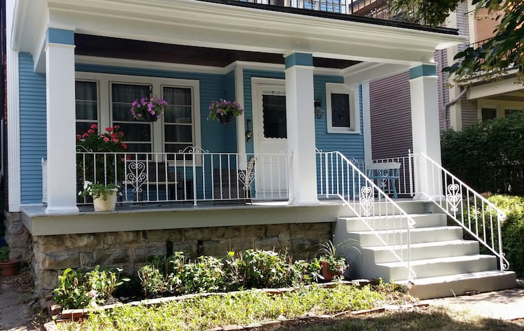 Charm of Old Elmwood Village - Buffalo - Apartamento
