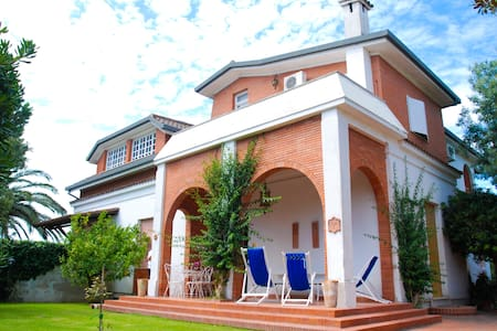 Beautiful Detached House Sabaudia - Sabaudia