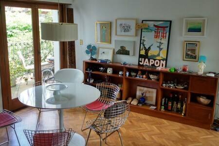 Casa tipo departamento cerca del rio - Olivos