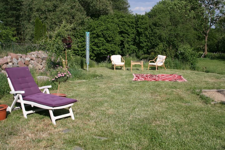 Yoga Ranch (FeWo & Yoga) - Schönwalde - Condomínio