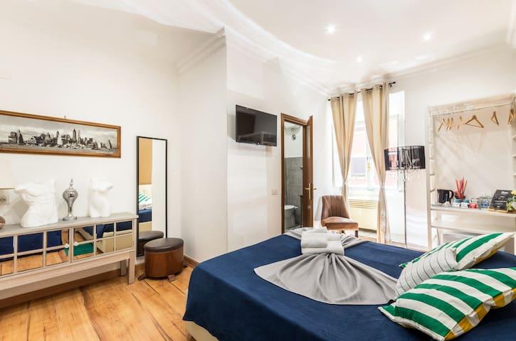 La Dolce Vita QG - Comfort Double Room (Room 4)