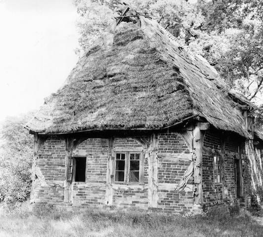 Tolles Hexenhäuschen auf dem Lande - Binnen - Casa de hóspedes