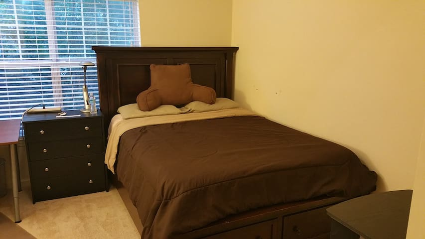 Master Bedroom Near Downtown Decatur/Emory - Decatur - Apartment