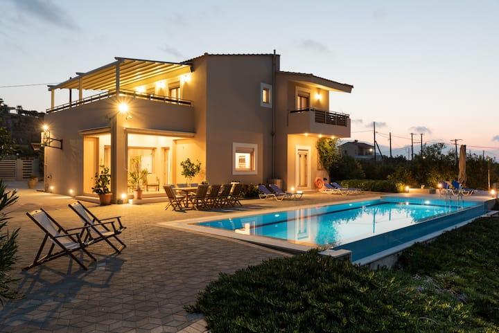 Villa Four Seasons Gouves Crete