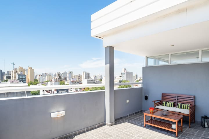 LOFT -TERRAZA PRIVADA-Pet Friendly-