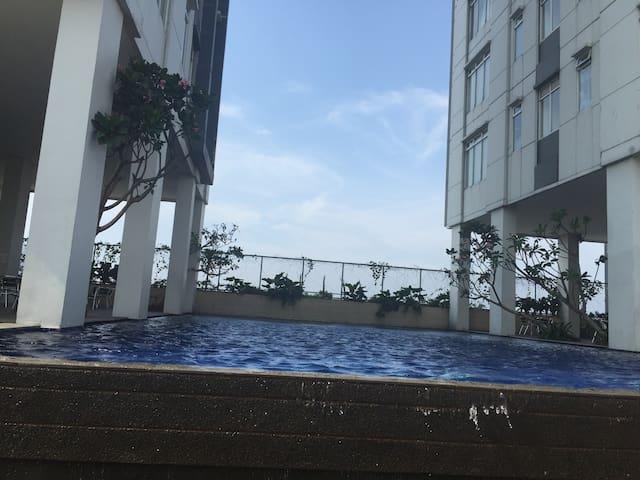 Sunter icon apartment, 3 br - Tanjung Priok - Apartamento