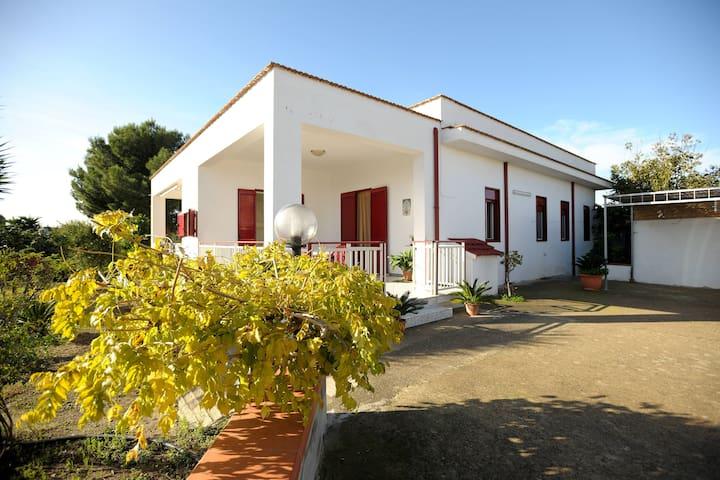 """Villa Santu Petru"" - Borgo Bonsignore - Pis"