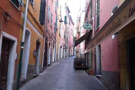 Apartment in San Terenzo (Lerici) - Lejlighed