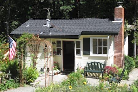 Sunshine Cottage (Lower) - Felton - Hus