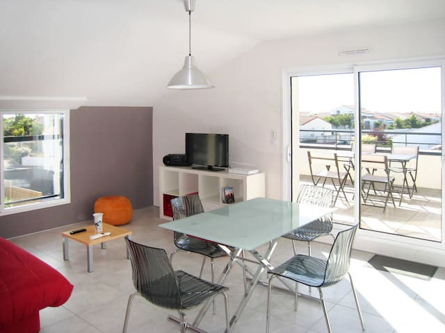 Holiday apartment in St.Gilles-Croix-de-Vie