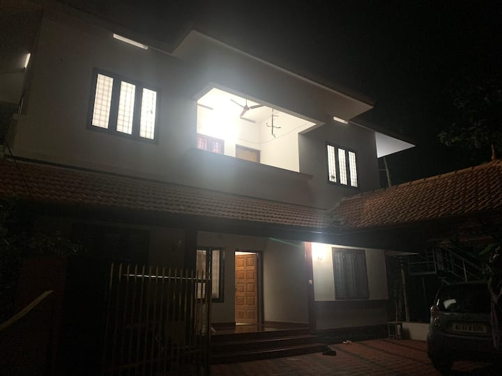 Kumar's Residency Near Changanacherry Town