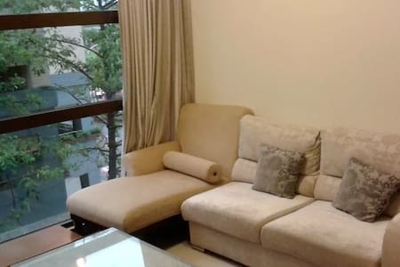 Taipei Cozy Apt , 3 min from MRT - Banqiao District - Apartment