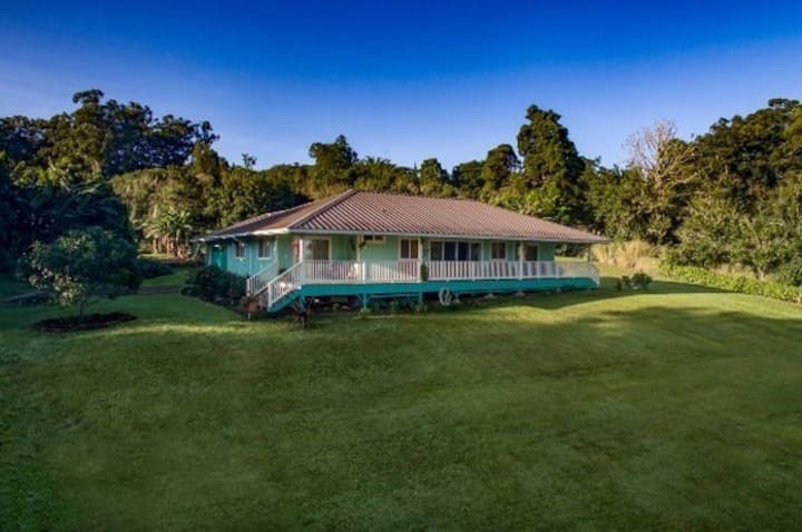 Beautiful Honokaa- Kalopa Park House