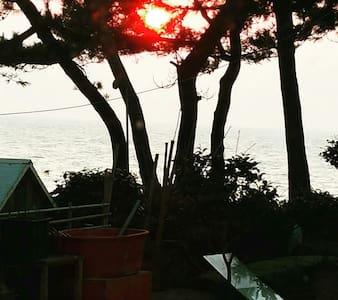 서해바다의 아름다운낙조를 감상할수있는 낙원팬션 - 고창군, 전라북도, KR - Haus