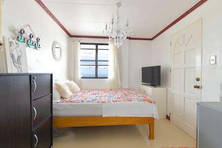 Room in kite beach with an ocean view