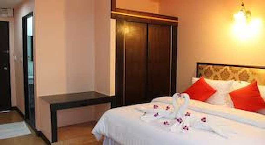 Deluxe Room and View The Krabi Center - Krabi - Hotel boutique
