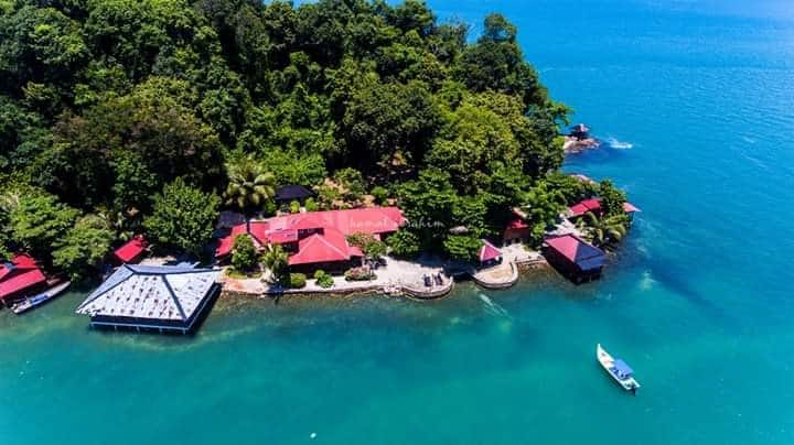 PRIVATE ISLAND RETREAT at Jemurok Island,Langkawi