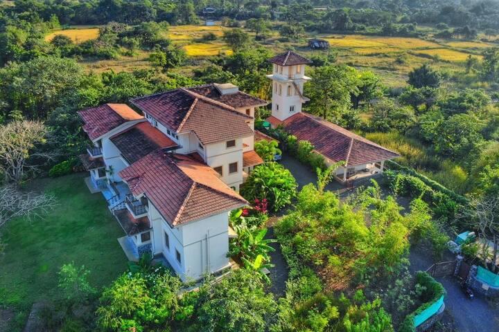 Lohono Villa Verite - 5 BHK private pool villa