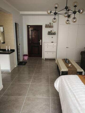 燕大秦皇半岛一室一厅家庭公寓