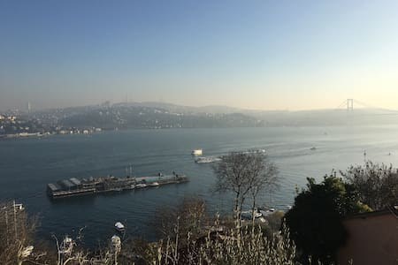 Bosphorus View Cozy Apartment - 이스탄불